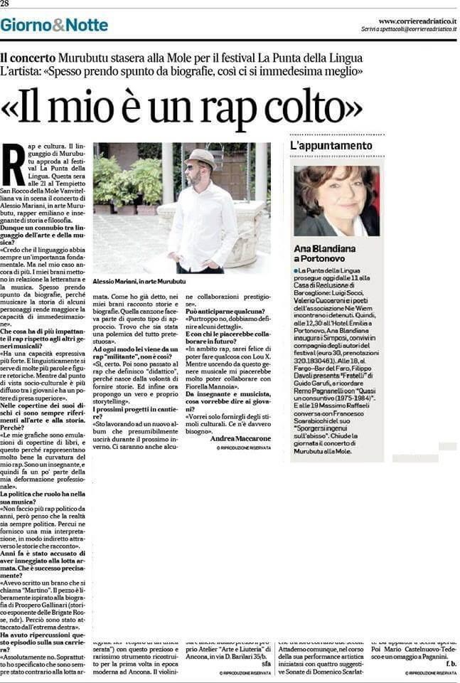 5-07-18 Corriere Adriatico