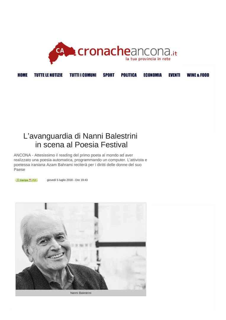 5-07-18 Cronache Ancona pag 1